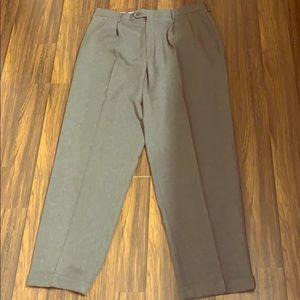 Gray Claiborne dress pants
